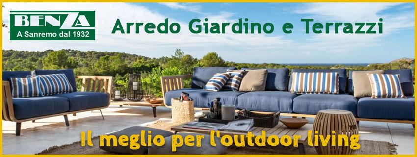 Catalogo Arredo Giardino e Terrazzo